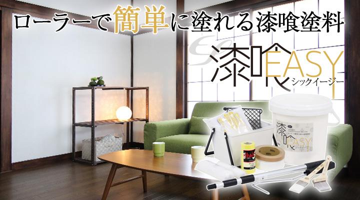EF漆喰EASY 10kg + 洋室専用塗装セットとは