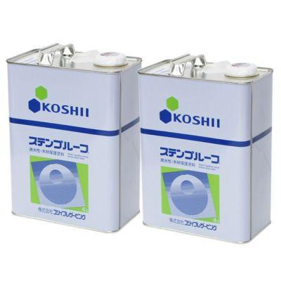 ステンプルーフ 4L×2缶セット