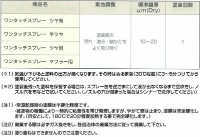オキツモ ワンタッチスプレー マフラー用(半ツヤ) 銀 300ml