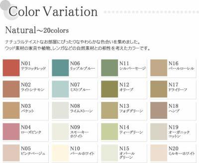 EF NOUVEAU(ヌーボー)+専用塗装セット ナチュラル 2Lセット (ペンキ/塗料/水性/DIY/壁紙/室内壁/屋内壁/内装)