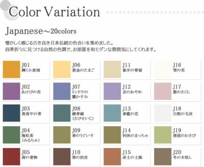 EF NOUVEAU(ヌーボー)+専用塗装セット ジャパニーズ 4Lセット (ペンキ/水性/DIY/壁紙/室内壁/屋内壁)