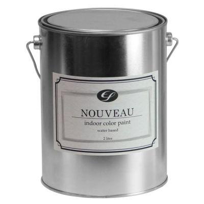 EF NOUVEAU(ヌーボー) クール 2L (ペンキ/塗料/水性/DIY/壁紙/室内壁/屋内壁/内装)