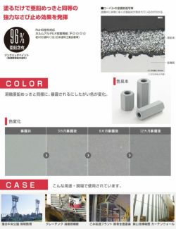 ローバル 1kg (ローバル/亜鉛めっき塗料/錆止め)
