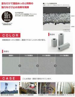 ローバル 5kg (ローバル/亜鉛めっき塗料/錆止め)