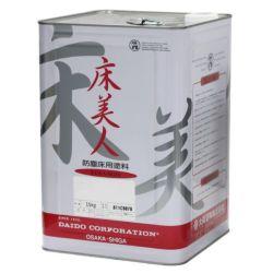 コンクリート床用 床美人 15kg  (大同塗料/1液/油性/アクリル樹脂塗料/工場/倉庫/通路)