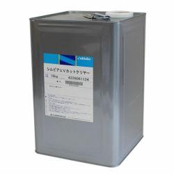 シルビアUVカットクリヤー,日本特殊塗料,1液水性シリコン樹脂塗料,外壁