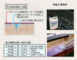 パワーテック・プロ 18kg (丸長商事/トタン防水/さび止め)