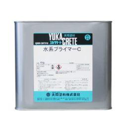 ユカクリート水系プライマーC,大同塗料,水性,床用,カチオン樹脂,コンクリート